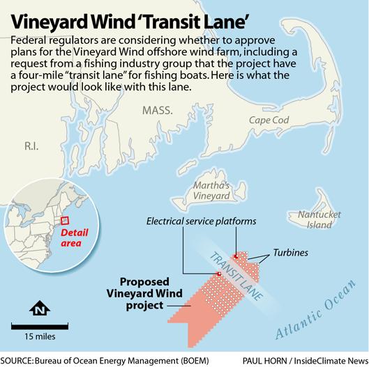 Vineyard Wind 'Transit Lane'