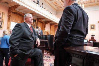 Ohio Speaker of the House Larry Householder. Credit: State of Ohio