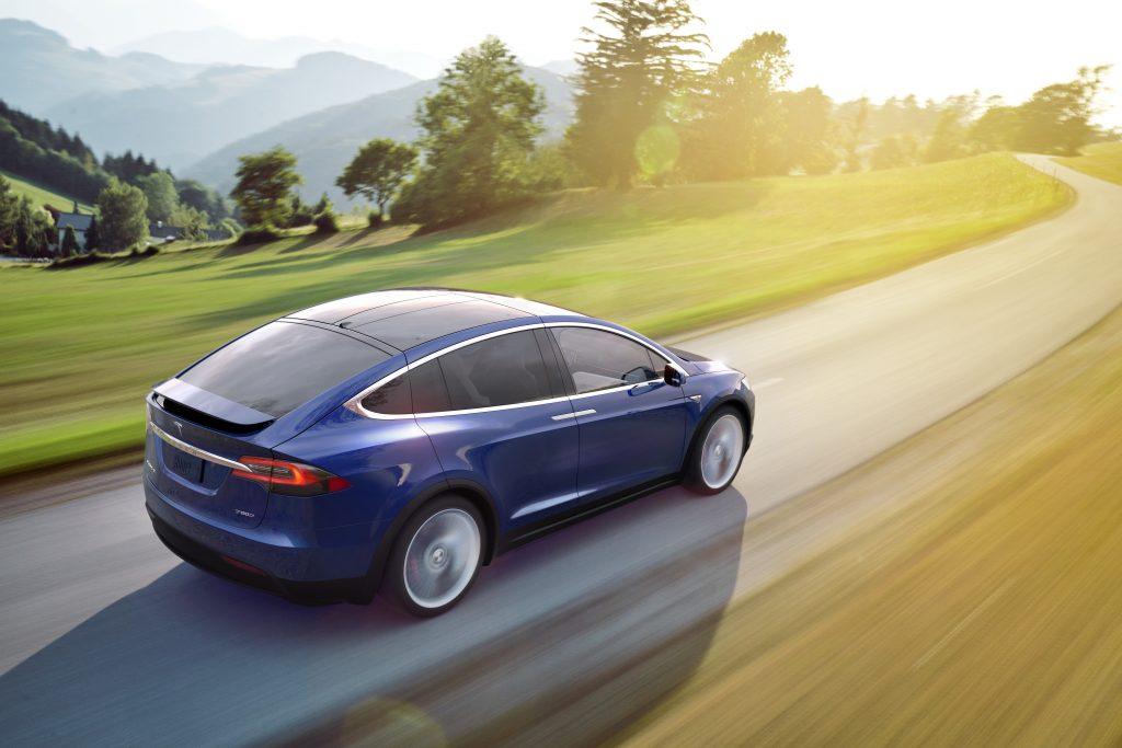 Tesla Model X. Credit: Tesla