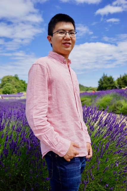 Xiao Wu, a Ph.D. student at Harvard University, worked as lead author on the study that has become both a spark for advocacy and a lightning rod for critics. Courtesy of Xiao Wu