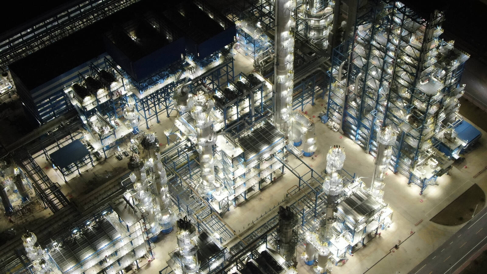 Petrochina Liaoyang Petrochemical Company in Liaoyang, northeast China's Liaoning Province. Credit Yang Qing/Xinhua via Getty