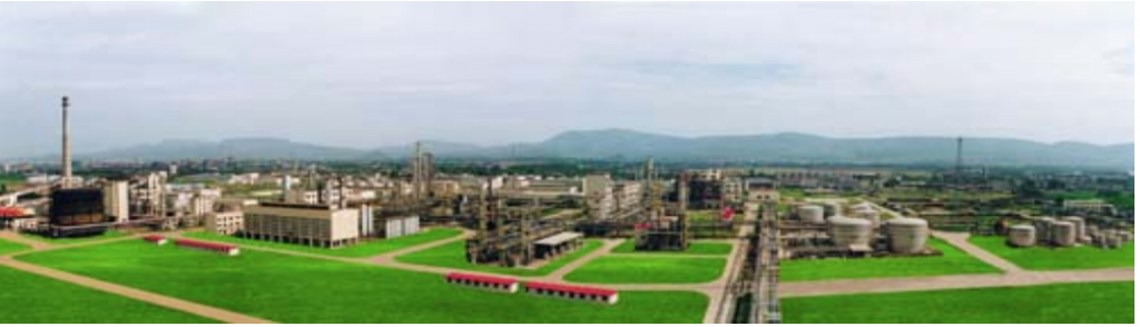 The Henan Shenma Nylon Chemical Company in China. Credit: United Nations Clean Development Mechanism