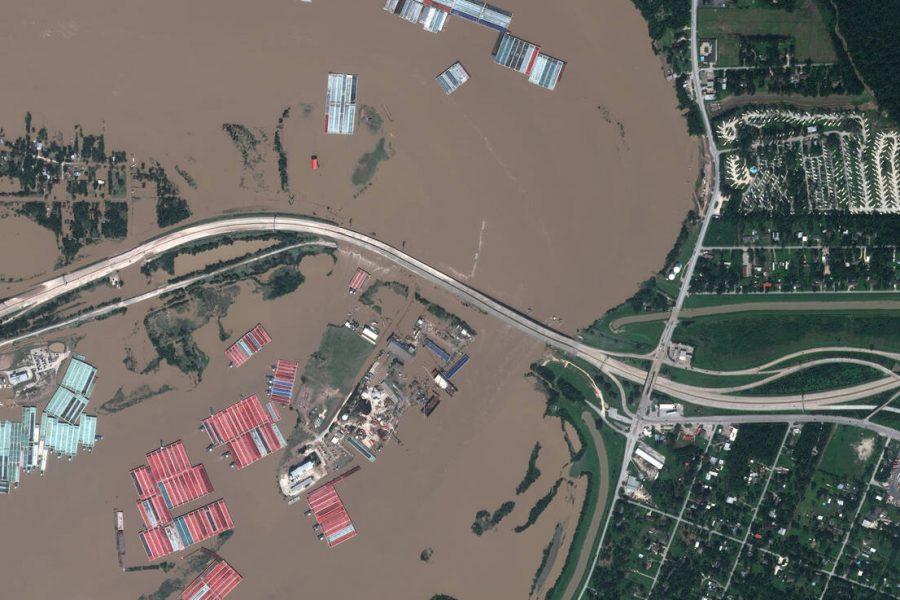 Satellite image ©2020 Maxar Technologies
