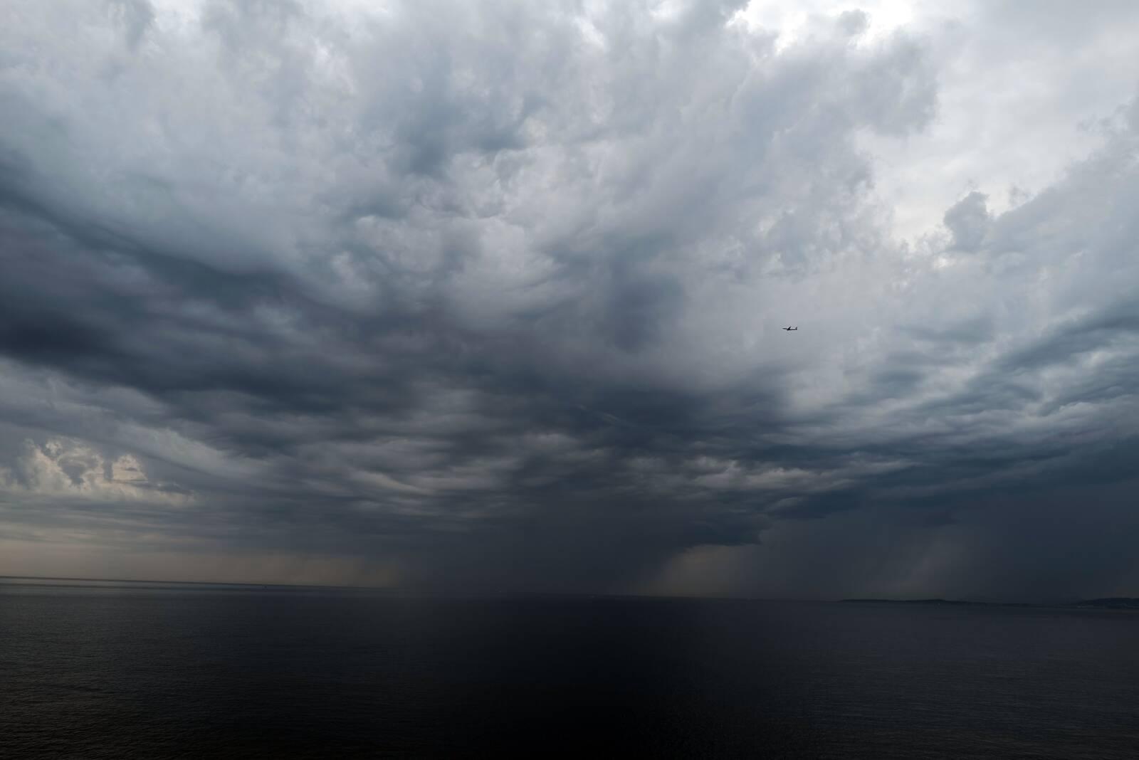 Mediterranean Sea. Credit: Valery Hache/AFP via Getty Images
