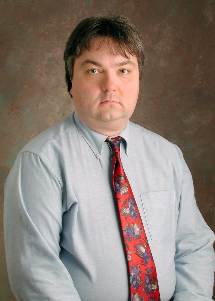 David Legates. Courtesy of the University of Delaware
