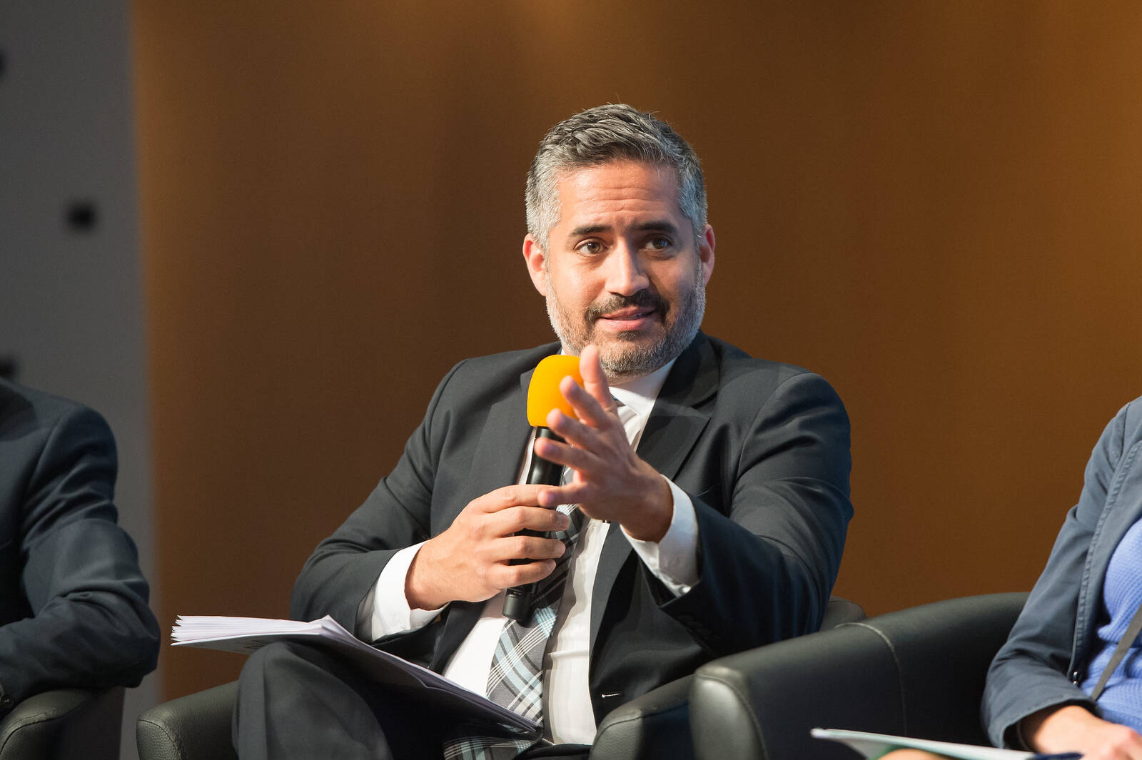Ramón Cruz is the first Latino to serve as president of the Sierra Club in the 128-year history of the nation's largest environmental organization. Credit: International Transport Forum