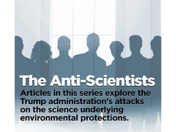 The Anti-Scientists