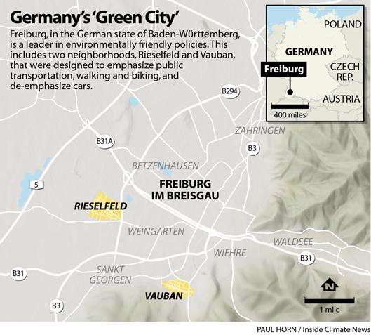 Germany's Green City