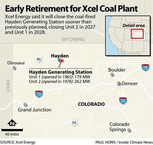 Early Retirement for Xcel Coal Plant