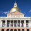 The Massachusetts State House the seat of Government in Boston. United States. Credit: Tim Graham/Getty Images