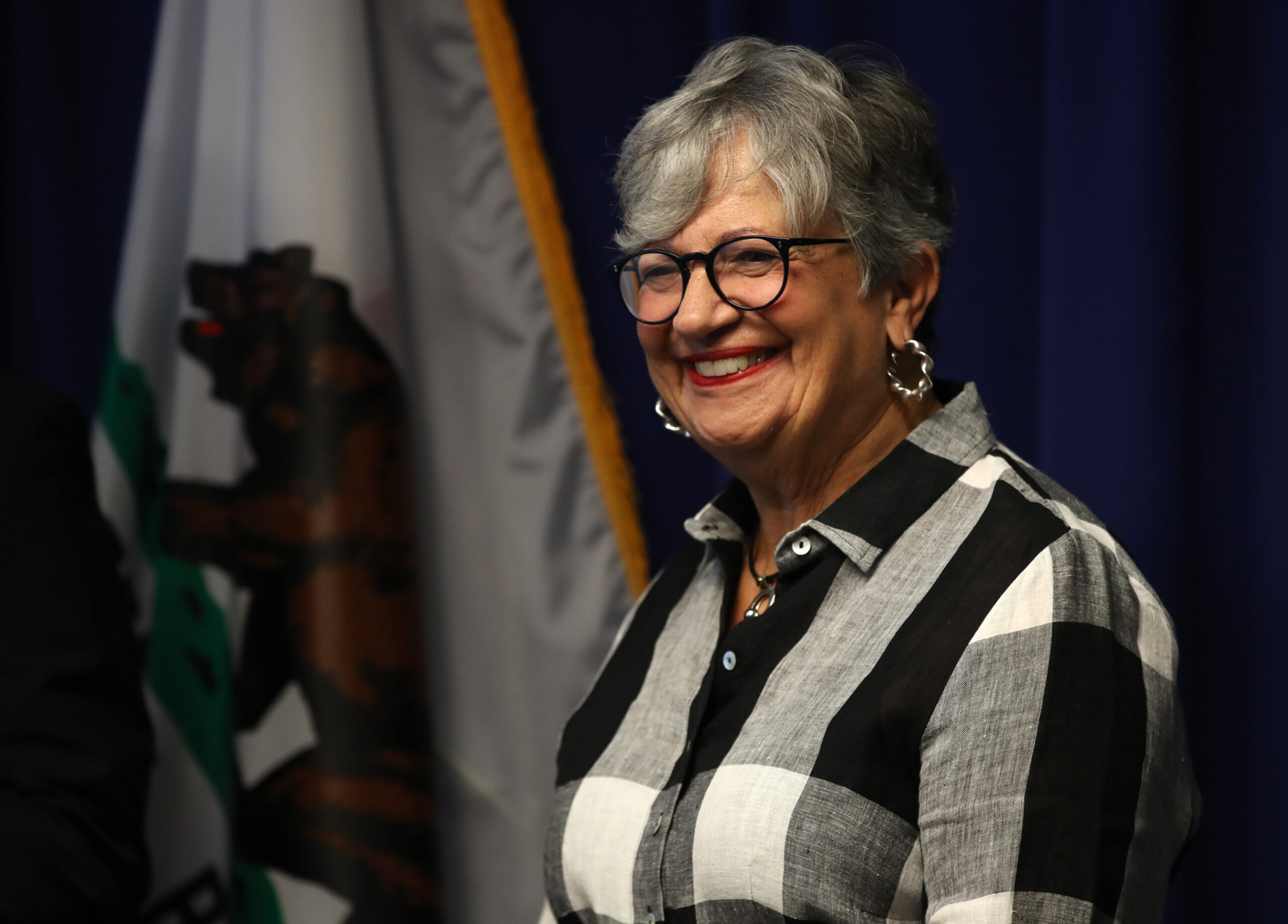 Former California Air Resources Board Chair Mary Nichols was rumored to be a top candidate for EPA Administrator in the Biden Administration. But after attacks on Nichols' record on environmental justice, Michael Regan was nominated for the post. Credit: Justin Sullivan/Getty Images