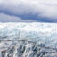 The Greenland Ice Sheet, which has enough frozen water to raise sea levels by 20 feet, melted away completely at least once about 1 million years ago, new research shows. Credit: Joshua Brown