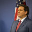 Florida Governor Ron DeSantis is seen during a press conference on June 8, 2020 in Miami, Florida. Credit: Eva Marie Uzcategui/Getty Images