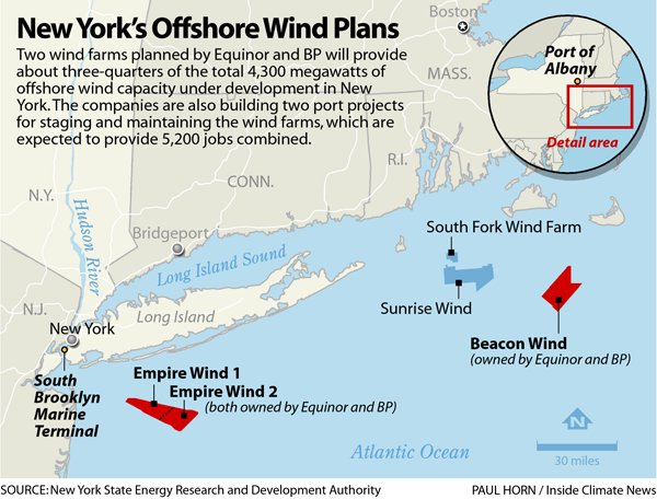 New York's Offshore Wind Plans