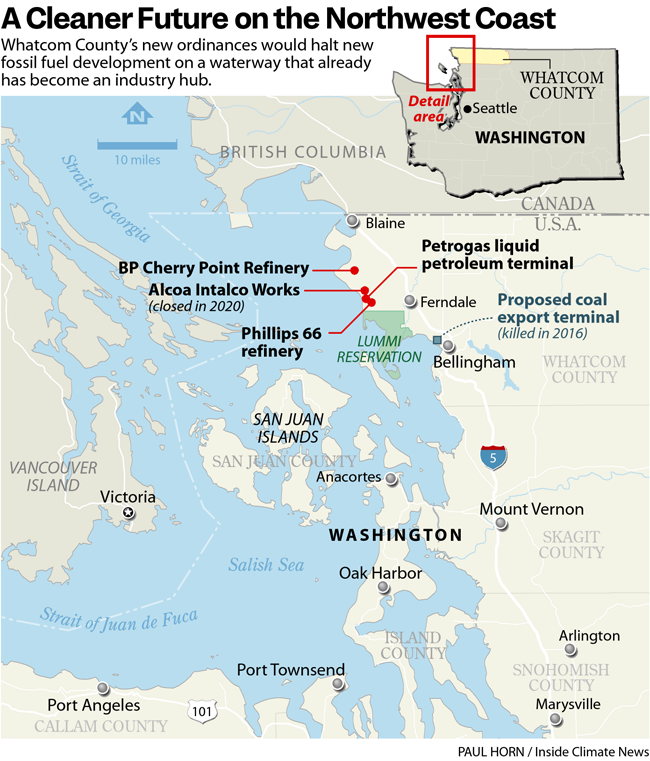 A Cleaner Future on the Northwest Coast