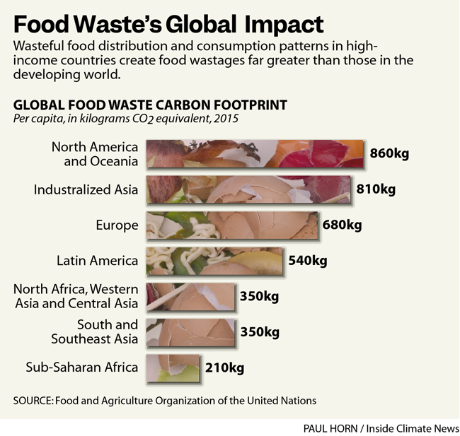 Food Waste's Global Impact