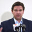 Florida Gov. Ron DeSantis has made the environment a priority of his administration, but a new report shows that the state Department of Environmental Protection conducted fewer inspections in 2020 than the year before. Credit: Paul Hennessy/SOPA Images/LightRocket via Getty Images